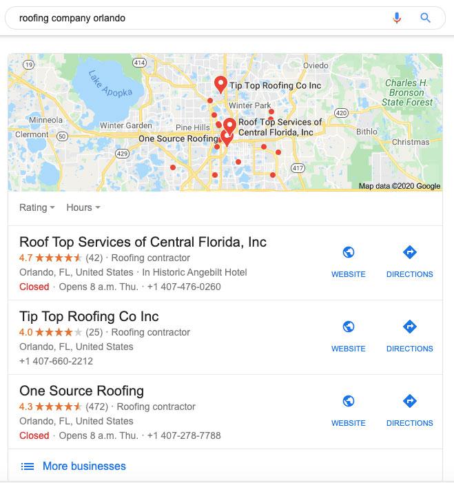 Google Local SEO Strategy