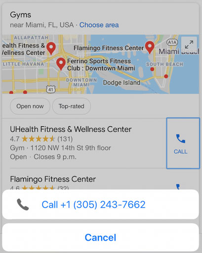 Google For Local Search